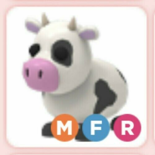 Adopt Me Fly Ride Mega Neon Cow Free With Purchase Fast Delivery In 2020 Pets Drawing Pet Shop Logo Pet Adoption Party