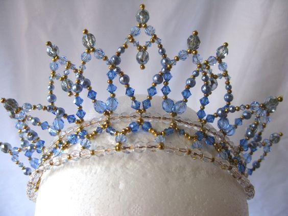Tiara Becstar Sapphire: