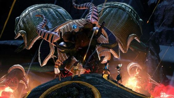 Lara Croft and the Temple of Osiris available now on Xbox One