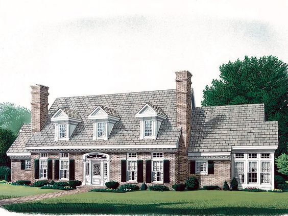 Plan 054H-0017 - Find Unique House Plans, Home Plans and Floor Plans at TheHousePlanShop.com