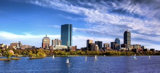Boston, MA - Lived there for years and  genuinely feel a sense of home there.