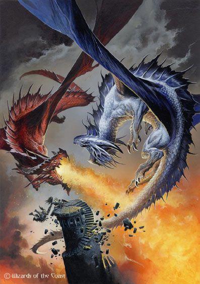 Dragon europeo