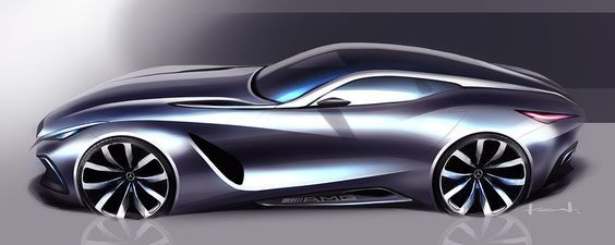AMG Concept on Behance