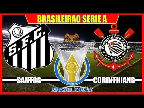 Santos X Corinthians 17 02 2021 Campeonato Brasileiro Serie A 33ªrodada Pes 2021 Em 2021 Campeonato Brasileiro Brasileirao Serie A Santos