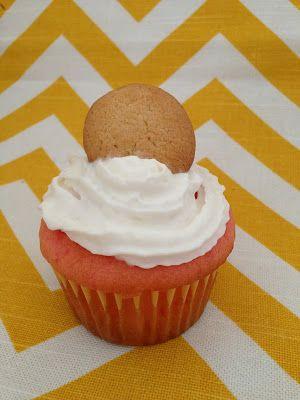 strawberry shortcake cupcakes.