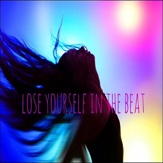 #lose yourself in the #beat