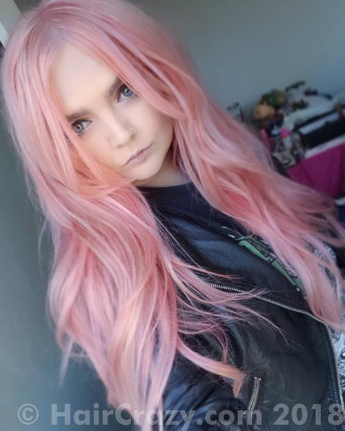 Toriamorgan Crazy Color Candy Floss Olivia Hair Color Hair