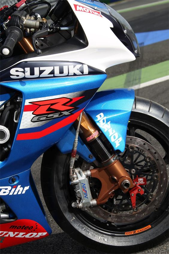 Racing Cafè: Suzuki GSX-R 1000 Team SERT 2012