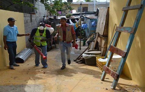 OTTT culmina con éxito segundo día jornada de fumigación contra el dengue - periodismo360rd periodismo360rd