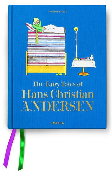 Definitely on my wishlist - Holiday | The Daily Gift: 'The Fairy Tales of Hans Christian Andersen' - NYTimes.com