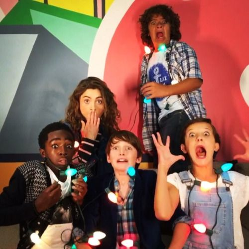 The Cast of Stranger Things Makes Predictions for Season 2  To...