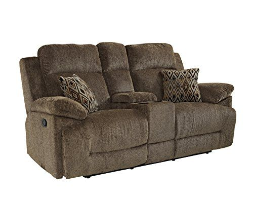 Common Home Ch0049 Cecily Dual Reclining Loveseat Brown Dual Reclining Loveseat Recliner New Classic Furniture