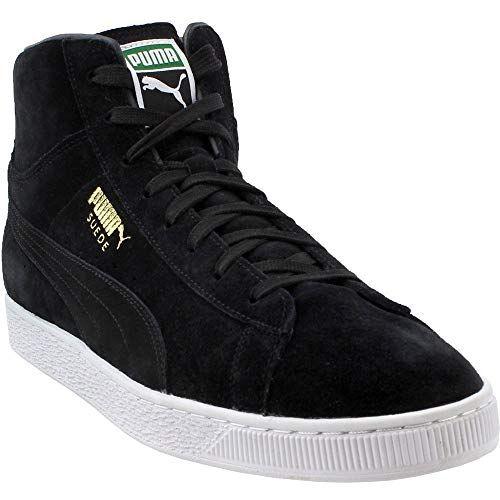 PUMA Men's Suede Classic Mid Sneaker