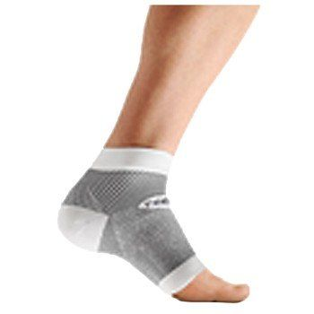 Plantar Fasciitis Shoes | Accessories Feetures Plantar Fasciitis Sleeve White/Black Shoes.com