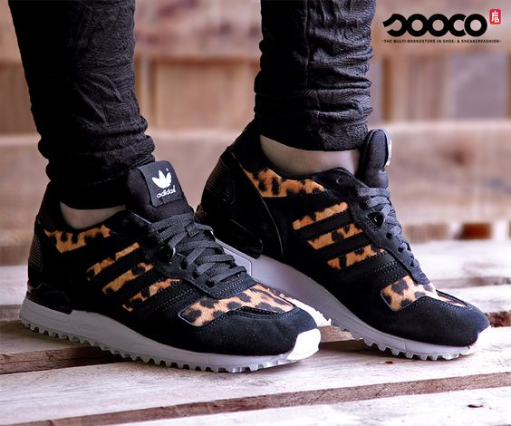 adidas zx 700 leopard print