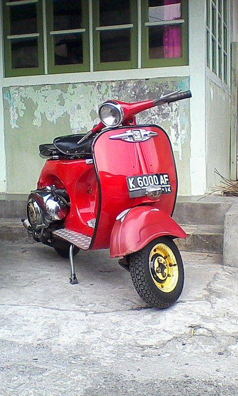 Vespa 1962 | Kaskus - The Largest Indonesian Community