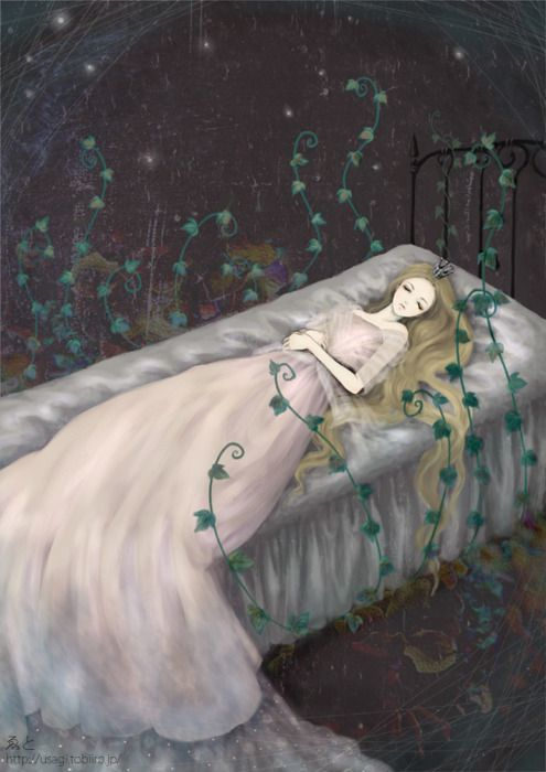 """Sleeping Beauty"" by eto"