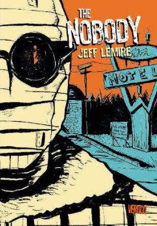 The Nobody: Amazon.de: Jeff Lemire: Bücher