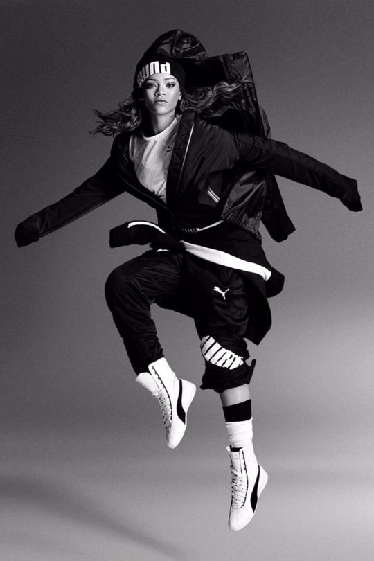 Rihanna x Puma •Visit www.styleopath.com for a chance to win £200 worth of…