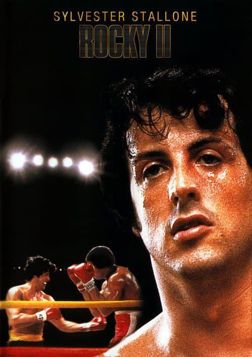 Utorrent Ver Rocky Ii 1979 Pelicula Completa Online En Espanol Latino Rocky Ii Sylvester Stallone Action Adventure Movies