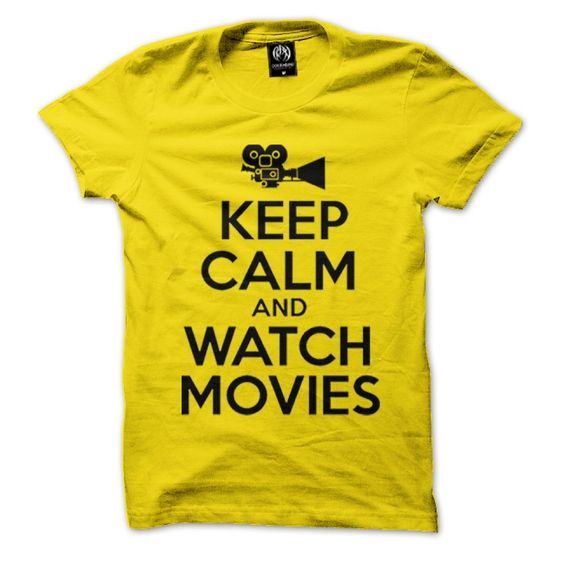 Keep Calm & Watch Movies (on your Sharp AQUOS, of course!) #EssentialEntertaining