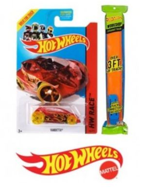 FREE Hot Wheels Track Builder Track Pack and Car!