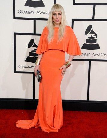 La crème des artistes réunis aux Grammy Awards 2014 - Natasha Bedingfield