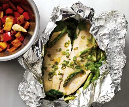 Spicy Lime Tilapia (quick and easy)