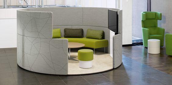 PARCS Toguna Circle - Bene Büromöbel