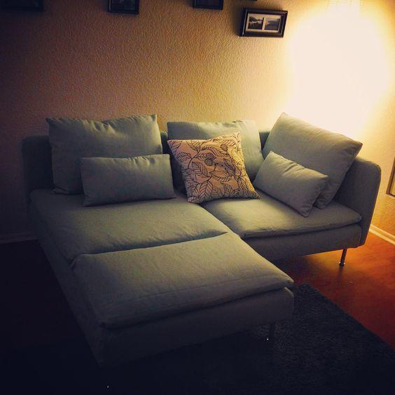 s derhamn recamiere und eckelement wohnzimmer pinterest t rkis lichter und hellt rkis. Black Bedroom Furniture Sets. Home Design Ideas