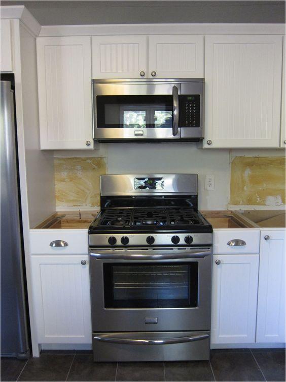 love how my overtherange microwave and range look