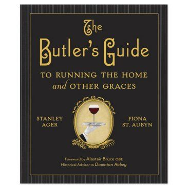 Check out this item at One Kings Lane! Butler's Guide to Running the Home