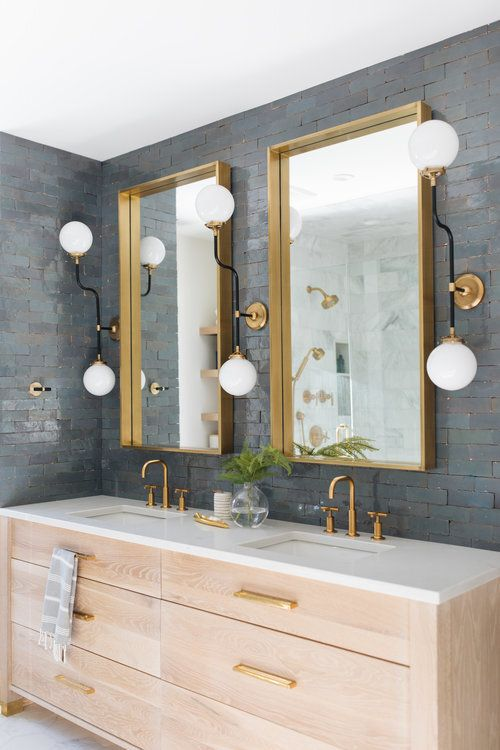 Photo Courtesy Of Stoffer Photography In 2020 Bathroom Remodel Cost Bathroom Mirror Bathroom Design