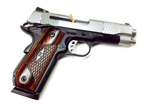 Smith & Wesson 108485 1911 SC Enhanced E-Series Pistol 45 ACP | Gear for the Outdoors | Pinterest | 45 acp, Smith wesson and Guns