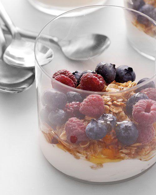 Emerils Anytime Yogurt Parfaits