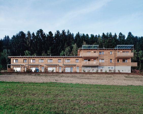 Wohnbau St. Lorenzen | Nussmüller Architekten ZT GmbH
