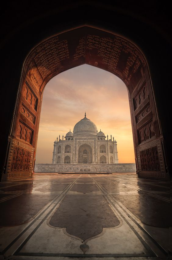 Taj Mahal por Mohammed Abdo - Foto 138315765 - 500px