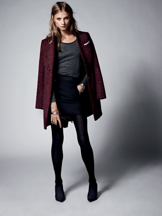 Sets A/W '12 Look Book