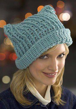 Floppy Crochet Hat - w/ video