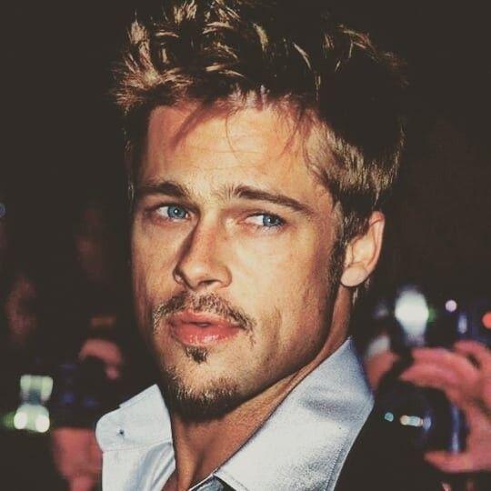 Lawd Bradpitt Brad Pitt Brad Pitt Young Brad Pitt Hair