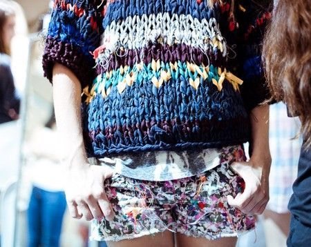 Isabel Marant 2012SS COLLECTION PIECE