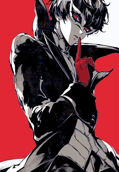 Ren Amamiya/Akira Kurusu/Joker