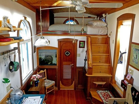 Home Design Ideas For Small Houses: I Just Love Tiny Houses!