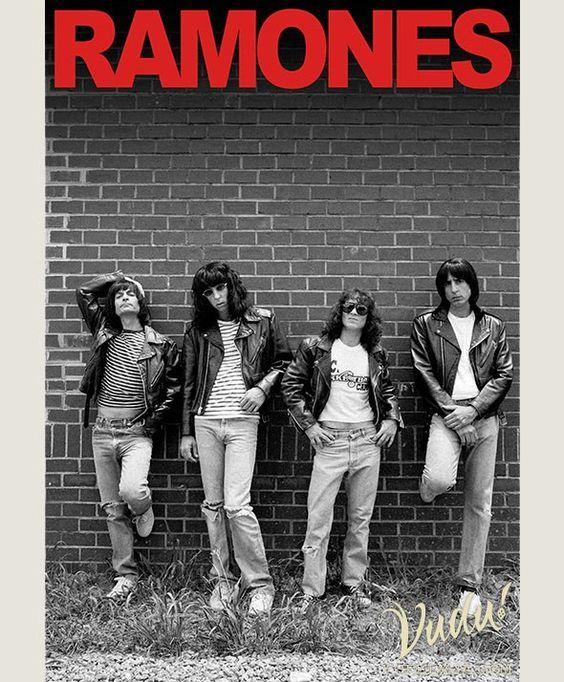 Poster Ramones - Band