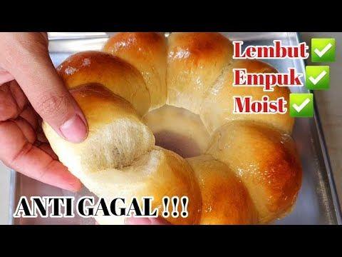 Resep Roti Sobek Super Lembut Empuk Moist Youtube Rotis Resep Roti Makanan Ringan Mudah