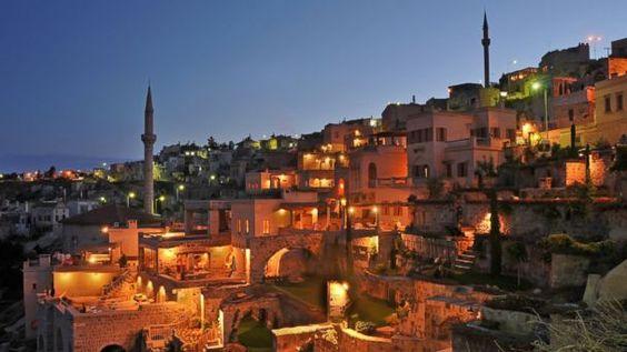 Choose an Unexpected Honeymoon: Turkey - ABC News