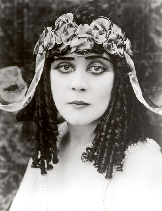 via Theda Bara ( July 29, 1885 – April 7, 1955), born Theodosia Burr Goodman, was an American silent...