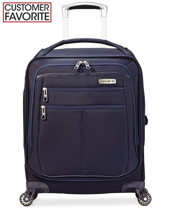 """Samsonite Sphere Lite 19"""" Expandable Spinner Carry On Suitcase, Only at Macy's"""