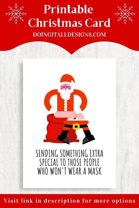 Pin On Christmas Cards Handmade