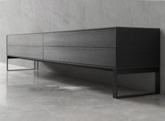 Contemporary Sideboard Joan Lao Alternative Mobilfresno Group Furniture Pinterest